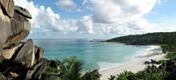 Seychely, ostrov La Digue