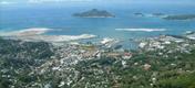 Seychely, hlavní město Victoria