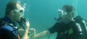 Seychely, potápění