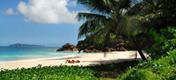 Seychely, ostrov Praslin