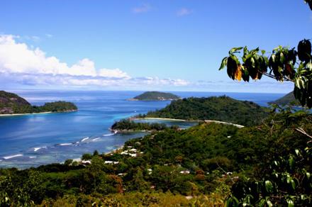 Seychely, ostrov Mahé